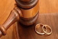 کاهش ۶درصدی ثبت طلاق درکشور