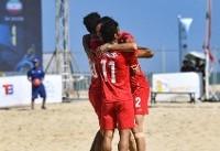 اسامی بازیکنان تیم ملی فوتبال ساحلی برای سفر به پرتغال اعلام شد