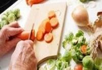 تاکید بر مصرف میوه و سبزیجات بیشتر در دوره سالمندی