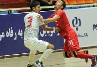 تیم ملی فوتسال ایران به قزاقستان نمی رود