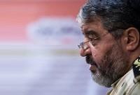 سردار جلالی: مراکز حساس و پرخطر از شهرها خارج شوند