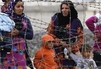 ارسال کمک های بشر دوستانه برای ۵۰ هزار نفر در اردوگاه آوارگان سوری
