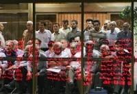 ادامه ریزش قیمت در بورس و فرابورس
