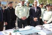 کشف ۱۰۰ میلیارد کالای قاچاق در عملیات ۲۴ ساعته پلیس البرز