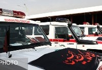 ارائه خدمات امدادی به ۲۶۰۰ زائر اربعین در پایانههای مرزی