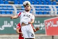 دیدار تیمهای فوتبال پدیده مشهد و فولاد خوزستان