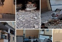 انفجار در رباط کریم/ تخریب ۴ واحد مسکونی و مصدومیت ۹ نفر (+عکس)