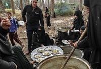 نکات غذایی در راهپیمایی اربعین