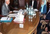 عبدالرضا عزیزی با وزیر بهداشت عمومی اروگوئهدیدار و گفتگو کرد