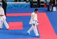 کاراتهکا تیم پسران در المپیک جوانان تاریخ ساز شد
