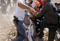 تبعید فلسطینیان Â«خان احمر» یک جنایت جنگی است