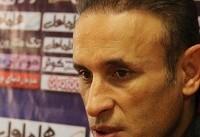 گلمحمدی: به خاطر تعطیلات لیگ نیمه اول خوب نبودیم/ پولمان را ندهند شکایت میکنیم