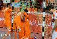 پیروزی پرگل مس مقابل حفاری در آخرین بازی نیم فصل