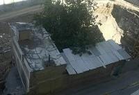 پیگیری آسیب به خانه تاریخی سیدان مشهد از طریق مراجع قضایی