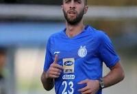 تیموری: مهمتر از بازی کردن من موفقیت استقلال است/ مصدومیت را پشتسر گذاشتم