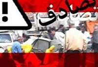 چهار کشته در تصادف محور ساوه - تهران