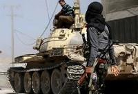 گلوله باران تجمع مزدوران سعودی توسط ارتش یمن