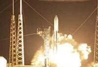 ماهواره مخابراتی نظامی آمریکا به مدار زمین رفت