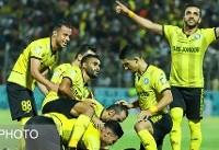 پیروزی پارس جنوبی مقابل تیم ۹ نفره استقلال خوزستان