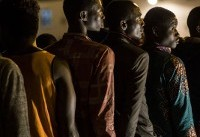 EU looks to African nations, border control to stop migrants