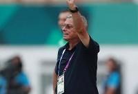 رقیب اصلی ما عراق است/ بازی با عمان به تیم ایران کمک میکند