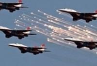 ۵ کشته و زخمی به دنبال حملات جنگنده های ائتلاف متجاوز سعودی