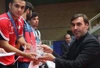 هدایی قهرمان تور ایرانی تنیس روی میز شد