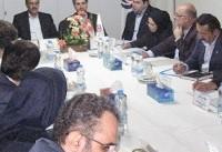 بررسی عملکرد شعب استان گیلان بانک ایران زمین