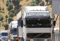 سوریه کانال صادرات کالای ایرانی به کشورهای عربی میشود
