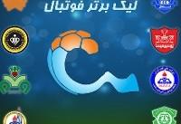 ویدئو / گلهای هفته نهم لیگ برتر فوتبال ایران