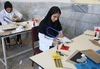 آموزش هنرستانیها از تولید تا فروش محصولات / ایجاد نمایشگاههای عرضه تولیدات