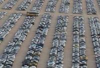 یک هزار خودرو در پارکینگهای چذابه و شلمچه پارک شده