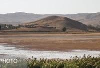 آبگیری تالاب بینالمللی «قوری گول» از اول آبانماه
