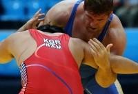 کشتی قهرمانی جهان؛ نماینده سنگین وزن ایران با پیروزی آغاز کرد