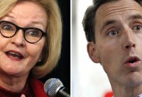Hawley tries to paint McCaskill as too liberal for Missouri