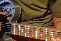 گیتار پرینت سه بعدی هم آمد! (+فیلم و عکس)