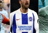 خشنترین بازیکنان لیگهای فوتبال در اروپا