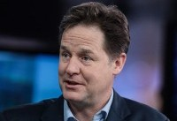 Facebook Hires Ex-Deputy Premier Clegg to Lead Lobbying Push