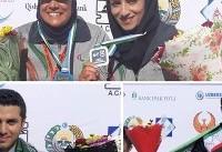 پایان رقابتهای پاراکانو آسیا با کسب هشت مدال برای ایران