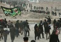 مرز مهران تا عادی شدن شرایط جوی مسدود شد