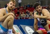 زمان مبارزه یزدانی و ۴ آزادکار دیگر ایران در رقابتهای جهانی مجارستان