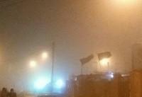 طوفان شدید دیشب مهران ۱۵ مجروح و یک کشته بر جا گذاشت
