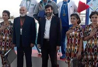 پایان مسابقات پاراکانو آسیا با درخشش قایقرانهای ایران