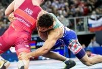 عزتالله اکبری فینال را مفت از دست داد