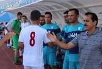 چمنیان: عملکردمان در تیم ملی نوجوانان بد نبود