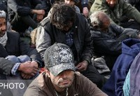 پاکسازی تهران از بیش از ۱۹۰ معتاد متجاهر و خرده فروش