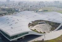 بزرگترین مرکز هنرهای نمایشی جهان در تایوان (+عکس)