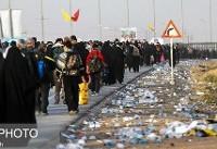 اجرای محدودیت ترافیکی در ورودی شهر مهران