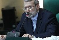 گزارش لاریجانی به نمایندگان درباره جلسه اقتصادی قوای سهگانه