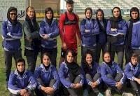سرمربی تیم فوتبال بانوان ملوان: رامین رضاییان با ما تمرین نکرده است